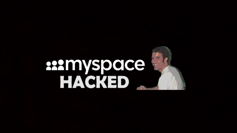 MySpace Hacked, 427 Million Users' Emails Passwords Dumped Online
