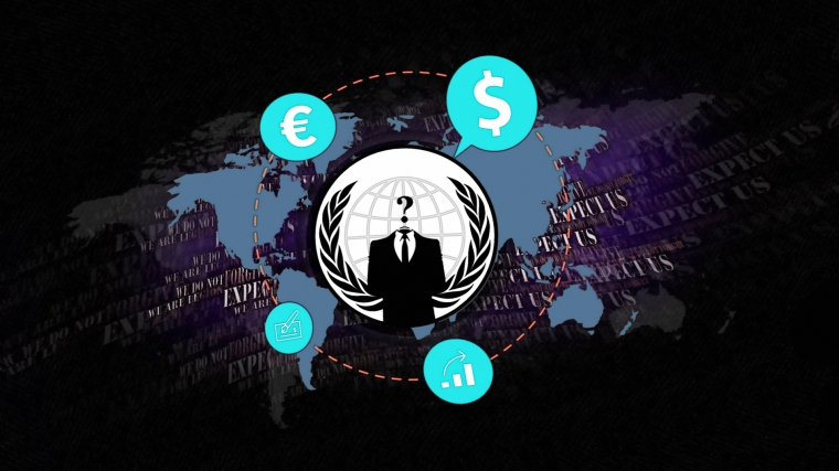 OpIcarus: Anonymous Shut Down 4 More Banking Websites