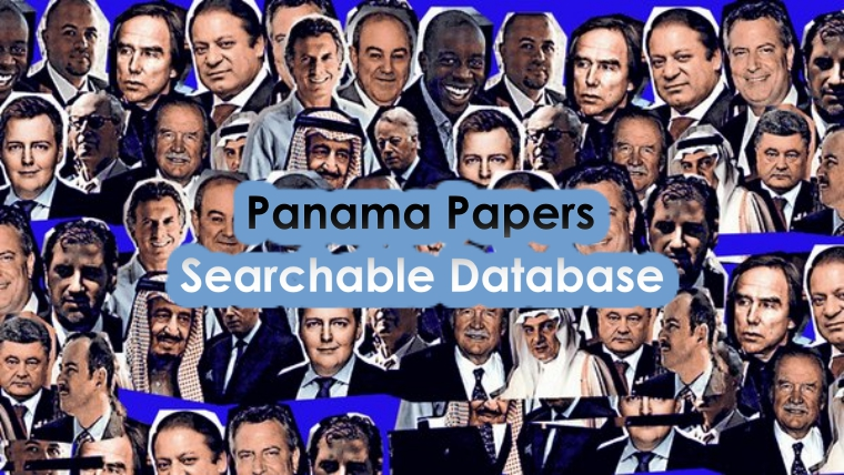 Century's Biggest Leak Panama Papers now Available Online