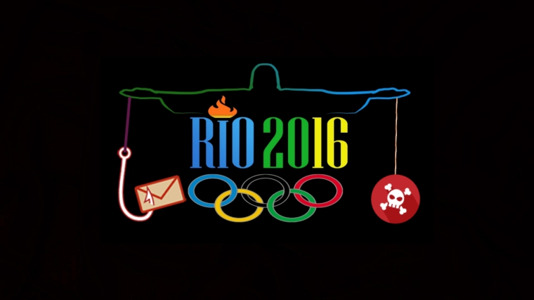 Cyber Criminals Using Rio Olympics as Bait to Target Users with Phishing Scams