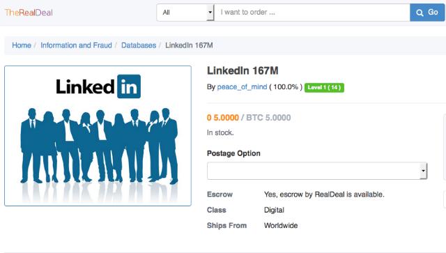 russian-hackers-selling-117-million-linkedin-login-credentials-on-dark-net