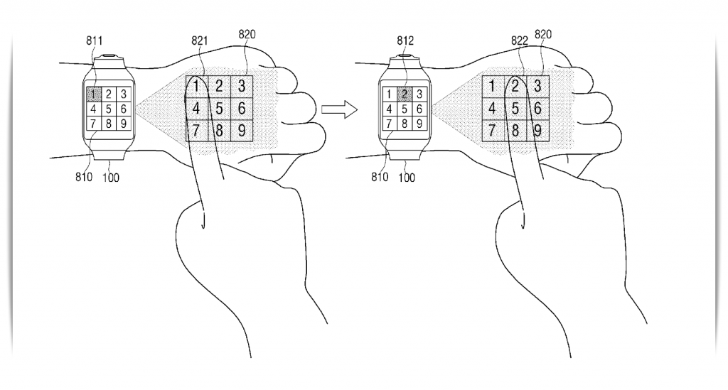 samsung-going-introduce-projector-smartwatch-anytime