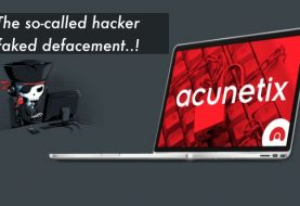 No, Acunetix Website was NOT hacked