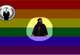 Anonymous defacing ISIS Twitter handles with LGBT content after Orlando Attack