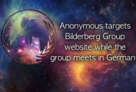 Anonymous Boosts Up OpIcarus, Shuts Down Bilderberg Group Website