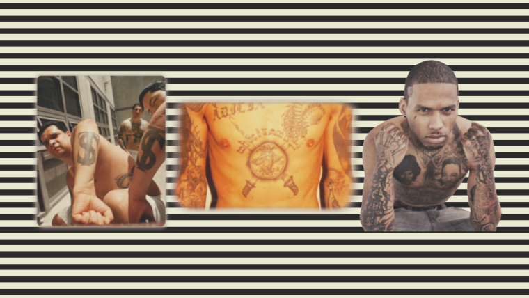 FBI Wants to Identify 'Criminals' By Their Tattoos