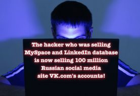 Hacker Selling 100 Million Russian VK.com Login Details on Dark Web