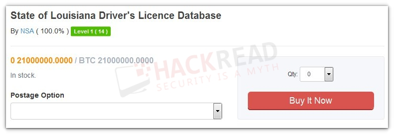 hacker-selling-quarter-million-state-of-louisiana-drivers-licence-database-2