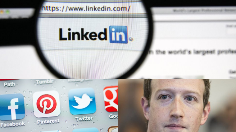 Hackers Use Leaked LinkedIn Database to Hack Mark Zuckerberg' Twitter, Pinterest
