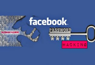 Hacking Facebook Account by Simply Knowing Account Phone Number