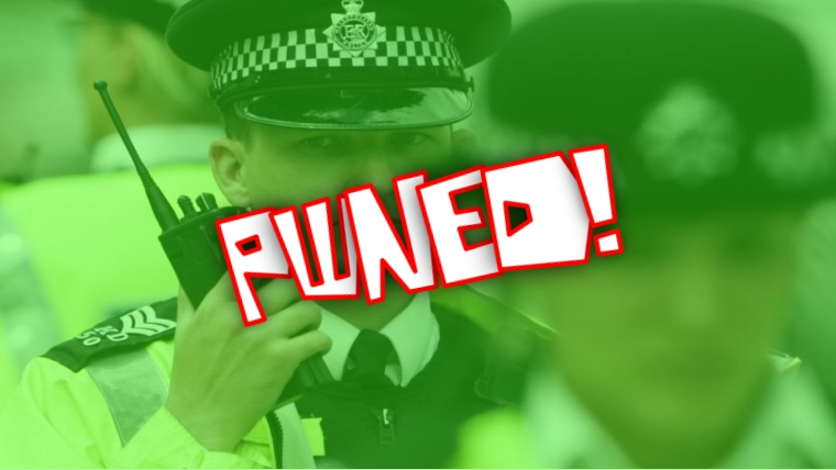 South Yorkshire (UK) Police Websites Hacked
