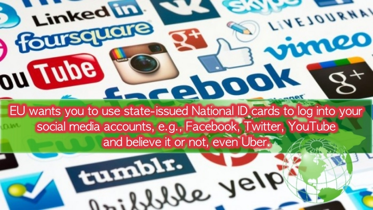 Privacy concern over EU's plan to introduce ID cards for social media