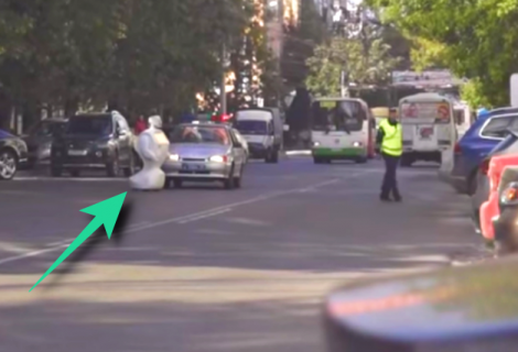 Robot Runs Away from Lab; Blocks Traffic in Russia