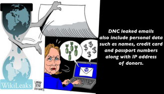 DNC Records from WikiLeaks Pose Massive Privacy Threat