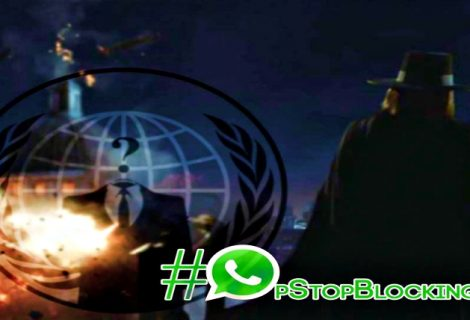 Anonymous DDoS Rio Court Website for Blocking WhatsApp in Brazil