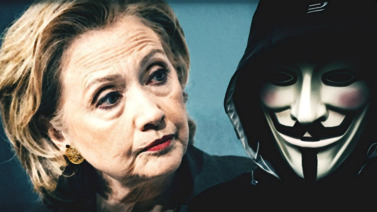 "Anonymous Hacks Sarah Silverman' Twitter For ""Bernie or Bust"" Comment"