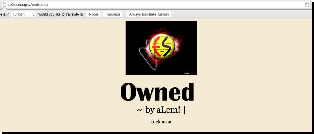 arizona-state-house-of-representatives-and-legislature-websites-hacked