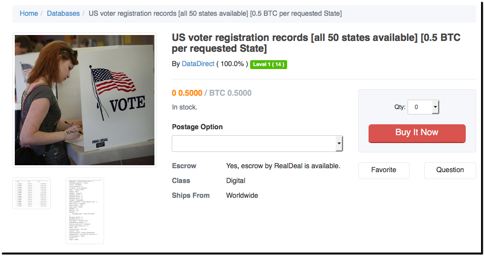 hacker-selling-us-voter-registration-records-dark-net