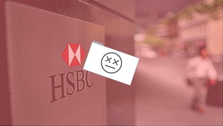 HSBC Website Suffers DDoS Attack