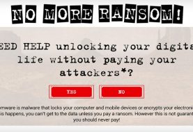 'No More Ransom' Anti-Ransomware Portal; Recovers Encrypted Data for Free