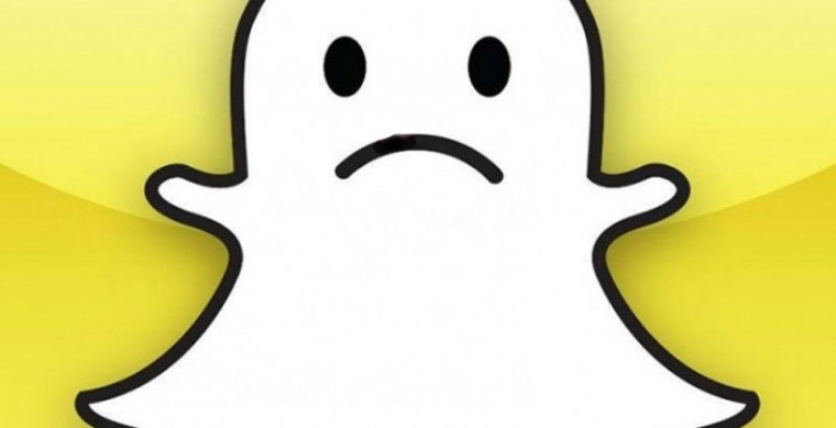 Yes; Snapchat is down