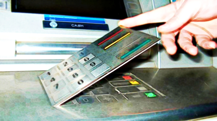 Watch 2 Chinese Installing ATM Skimmer in a Pakistani Bank
