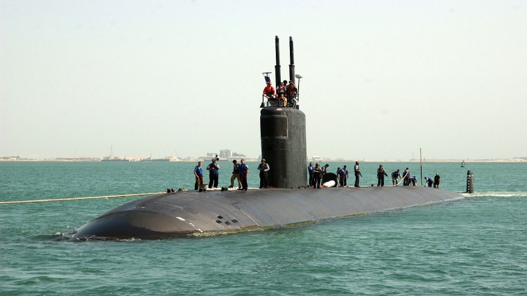 The US Submarines with Cyber Offensive Features