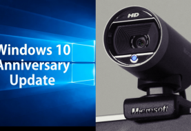 Windows 10 anniversary update causes webcam malfunction worldwide