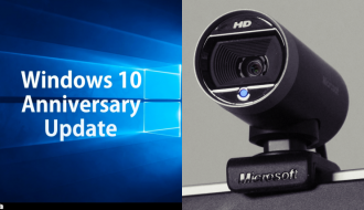 Windows 10 Anniversary Update Causes Threat to Webcams