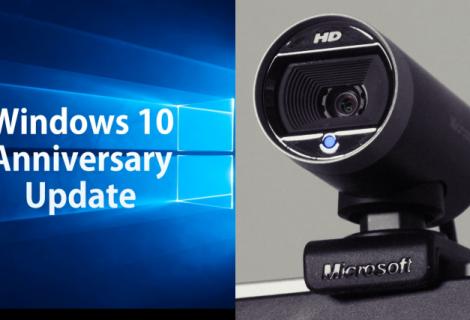 Windows 10 anniversary update causes webcam malfunction worldwide