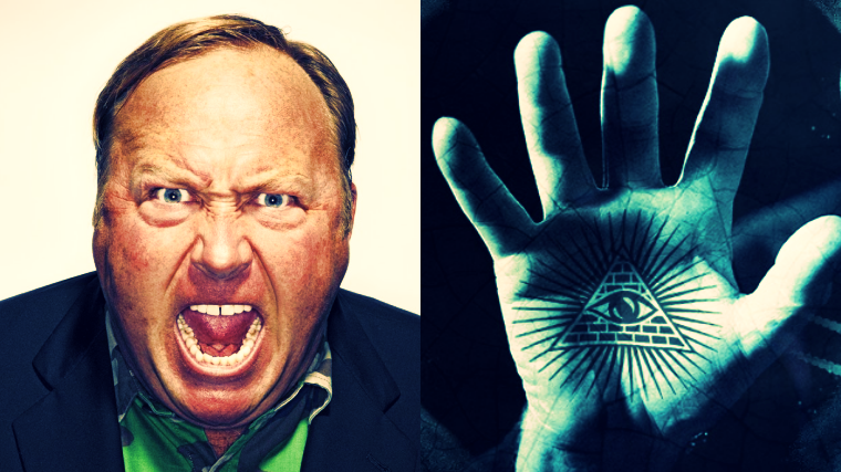 Alex Jones' Infowars Hacked; Thousands of Accounts Sold Online