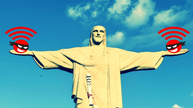 Internet Minefield: Beware of fake WiFi spots in Rio stealing user data