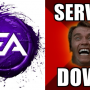 Electronic Arts (EA) servers are down; Users are angry