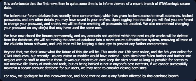 gta hacked accounts