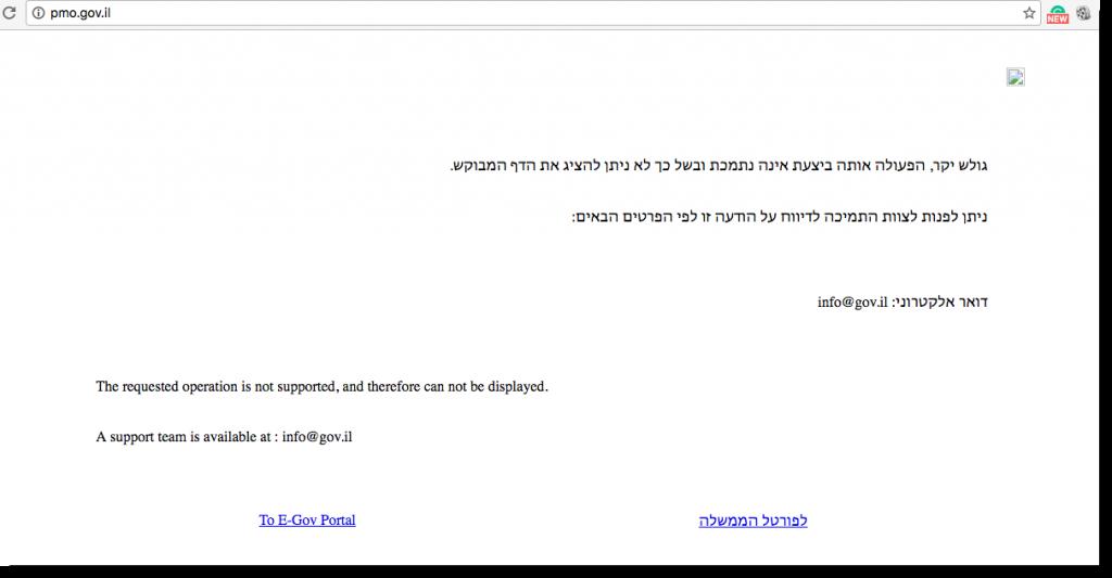 hackers-shut-israeli-prime-minister-bank-israel-websites