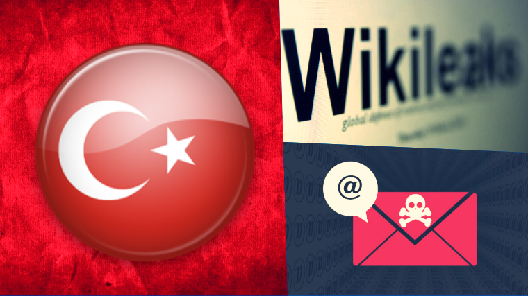 WikiLeaks Turkish AKP Email Dumps Contain Malware; Researcher