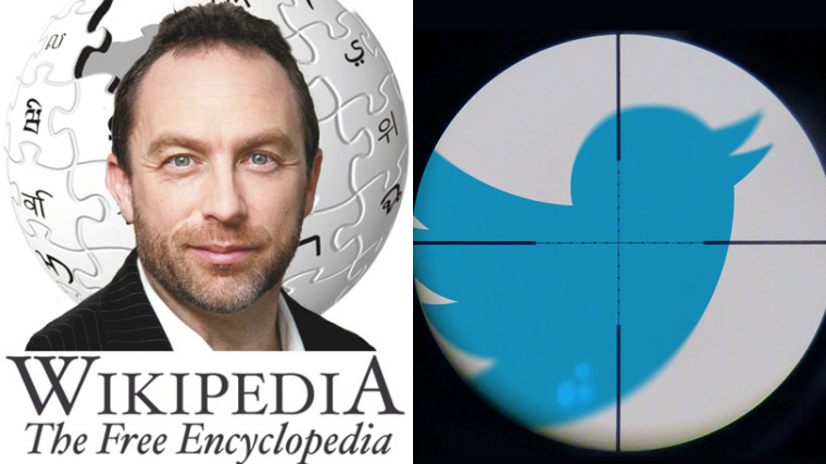 Twitter account of WikiPedia Founder Jimmy Wales Hacked by OurMine
