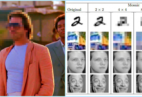 Artificial Intelligence can Decode and Unblur Pixelated Images