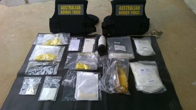 Aussie Border Police Bust Dark Net Drug Dealer