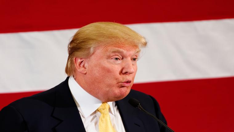 Donald Trump's Website Caught Leaking Intern Résumé Files