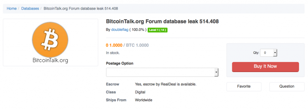 hacked-bitcointalk-org-forum-database-goes-for-sale-on-dark-web