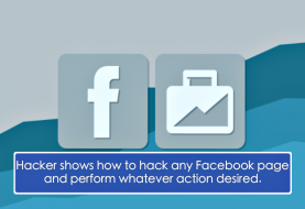 Hacker Shows How to Hack Any Facebook Page; Earns $16k as Bug Bounty