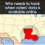 Voters' Database of 2.9 Million State of Louisiana Natives Leaked Online
