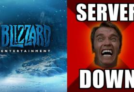 Blizzard Suffers DDoS Attack; Servers Go Down.. AGAIN