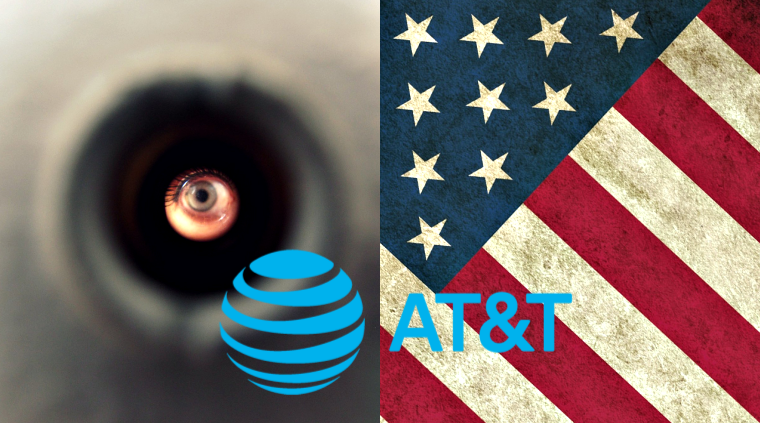 AT&T Spies on Customer; Sells Data to the Government: Report