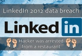 FBI arrests Russian hacker behind 117M LinkedIn 2012 Breach