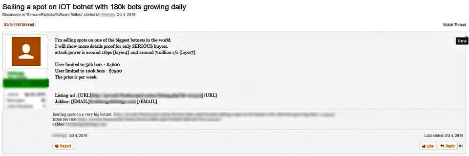 hacker-selling-hacked-iot-botnet-for-massive-ddos-attacks