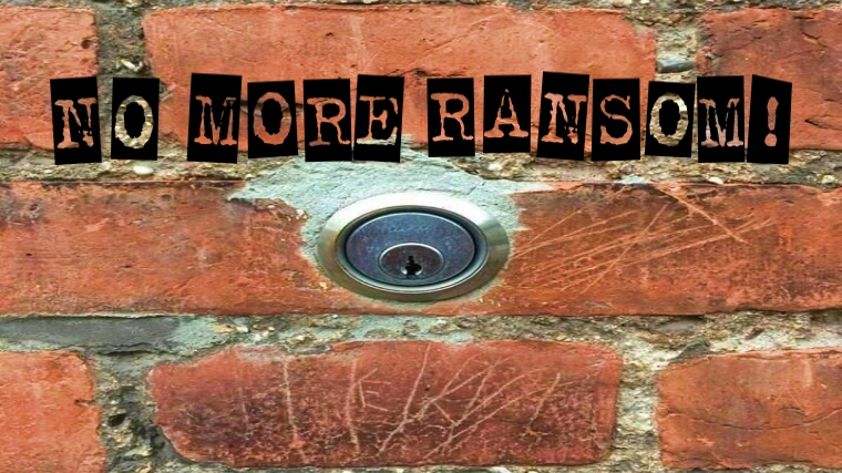 """""""No More Ransom"""" Campaign Saves 2,500 Ransomware Victims, 1.3 Mil Euros"""