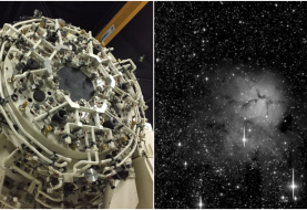 US Air Force now equipped with DARPA's Space Surveillance Telescope