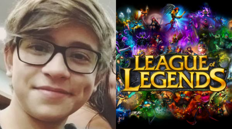 Youth Kills self after losing League of Legends game online